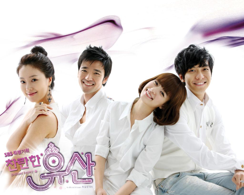 Drama Korea Brilliant Legacy