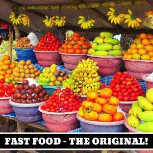 Hidup sehat ala food combining