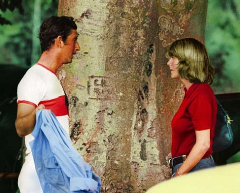 Putri Diana Pangeran Charles Camilla