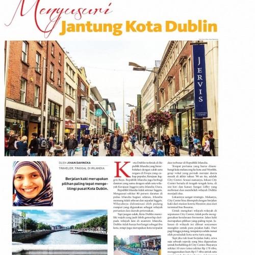 Tulisan jalan-jalan tentang Dublin di Leisure Republika