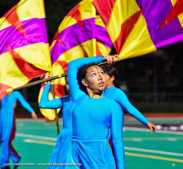 The Colour Guards :) (gambar : athletesarewarriors.com)