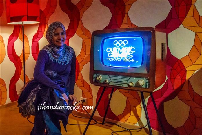 objek wisata di swiss museum olimpiade lausanne swiss