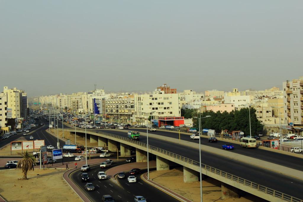 Kota Jeddah Arab Saudi
