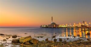 fotografer Dani Rosyadi Masjid Apung