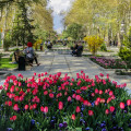 Taman Mellat di Teheran Iran