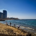 pantai di arab saudi