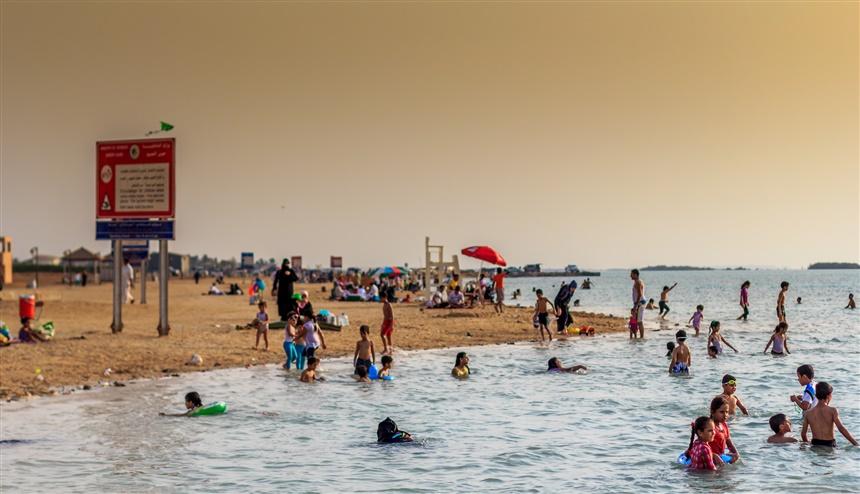 Pantai Thuwal, foto : Dani Rosyadi