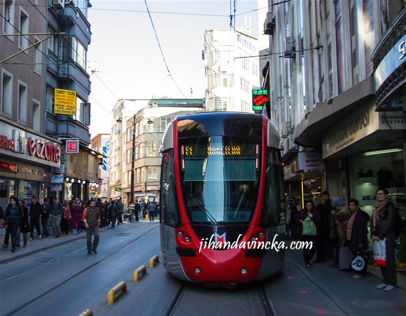 Sejarah Turki Istanbul Asian Side. LRT, pic by Dani Rosyadi
