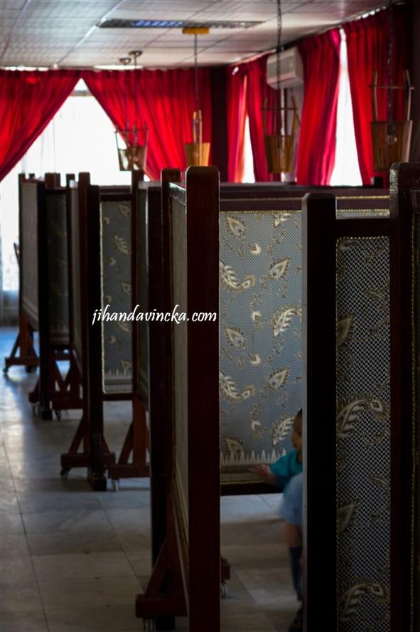 Rumah makan Putri Sriwijaya Jeddah