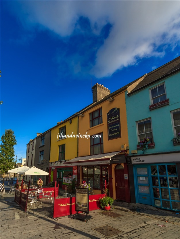 Old Town Athlone Ireland, pic by Dani Rosyadi