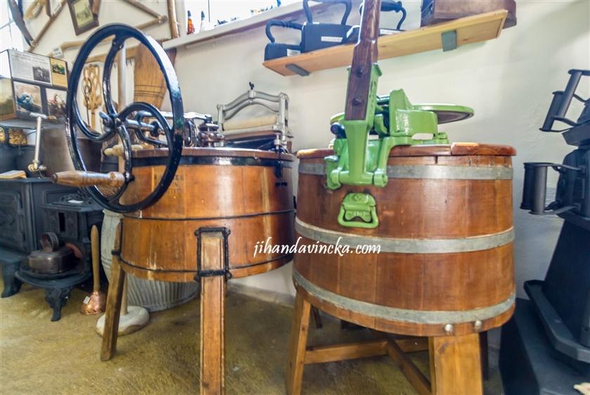 Washing Machine Derryglad Folk Museum Ireland