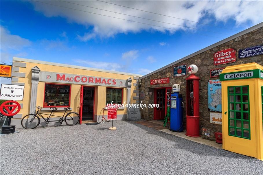 Derryglad Folk Museum Ireland, pic by Dani Rosyadi