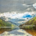 Upper Lake Glendalough Ireland pic by Dani Rosyadi