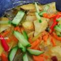 Resep Ikan Pesmol Bumbu Kuning enak