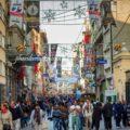 Istiklal Street Istanbul jalan-jalan