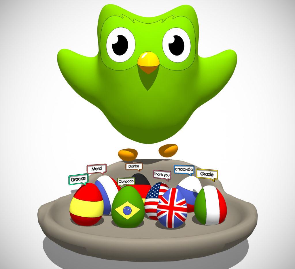 duolingo learn english