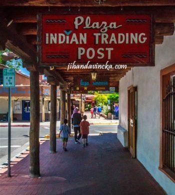 Albuquerque old town 2017