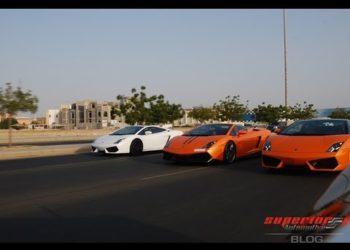 menyetir di Kota Jeddah Arab Saudi