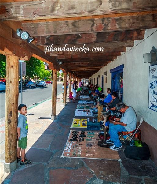 Albuquerque Old Town Tourism New Mexico