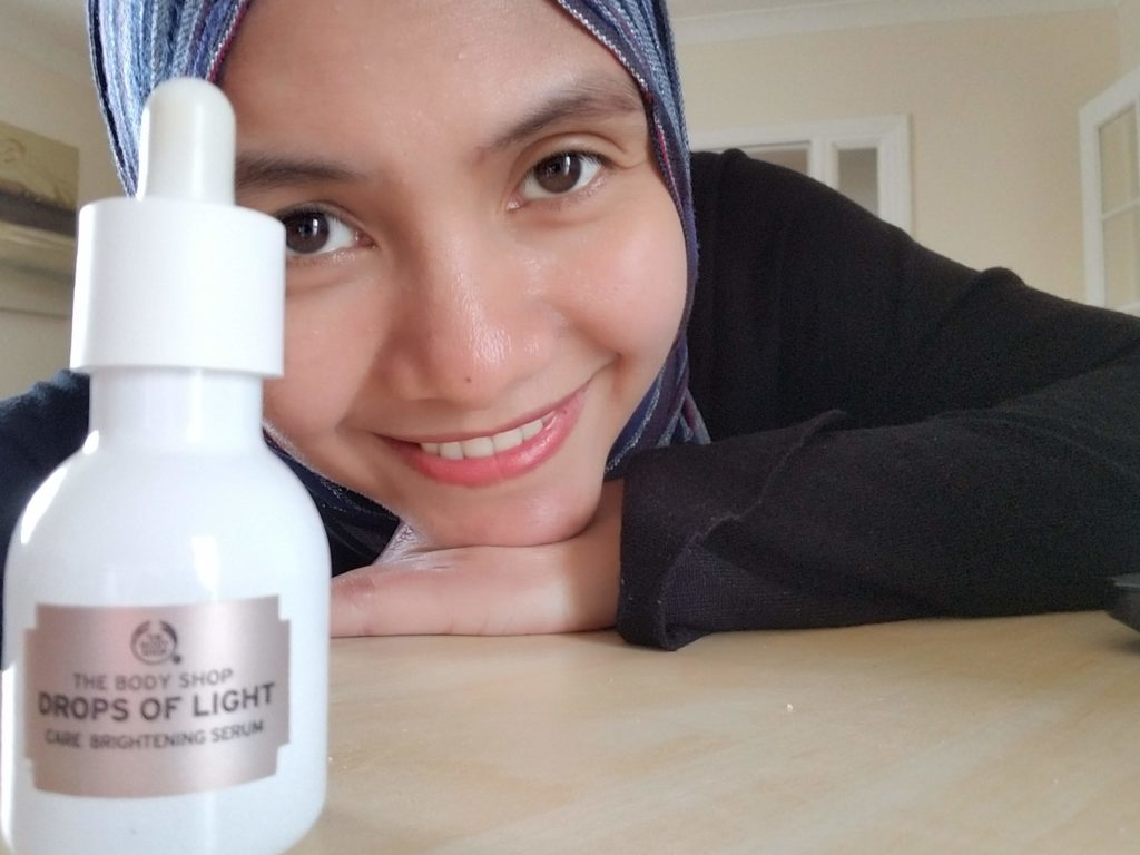 Body Shop Drops of Light Review