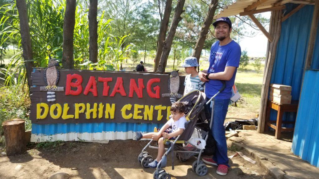Batang Dolphin Center