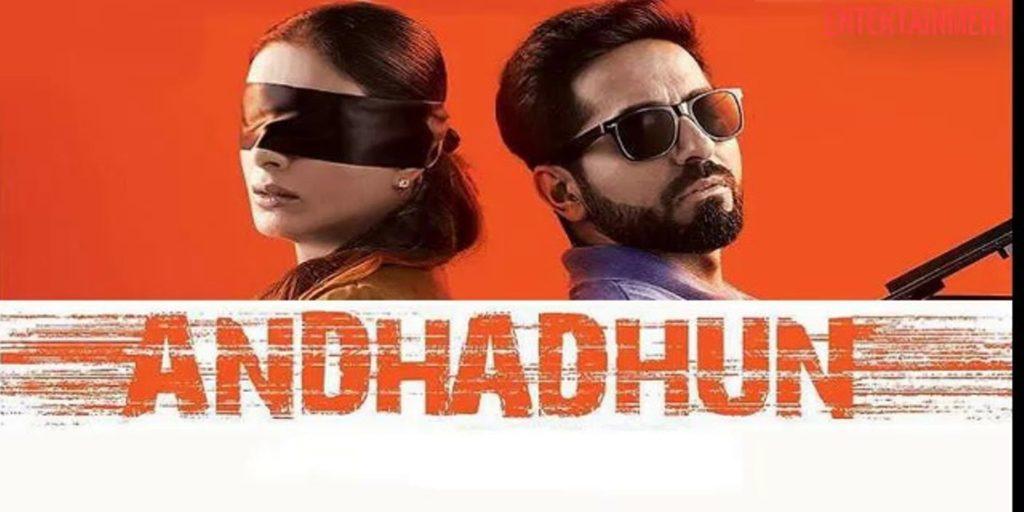 Nonton India film Andhadhun ending