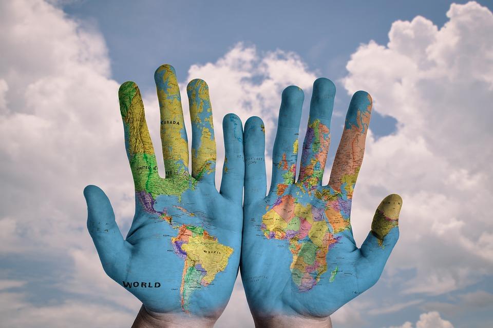 negara maju dan negara berkembang