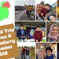liburan akhir tahun ke Irlandia Utara