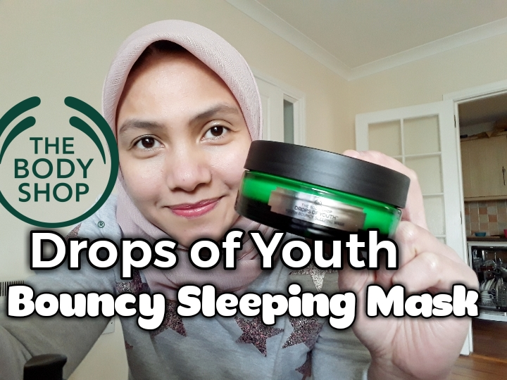 drops of youth sleeping mask review
