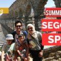 liburan ke Spanyol Kota Segovia
