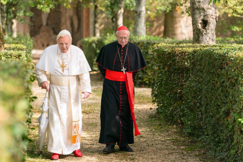 film netflix terbaru The New Popes