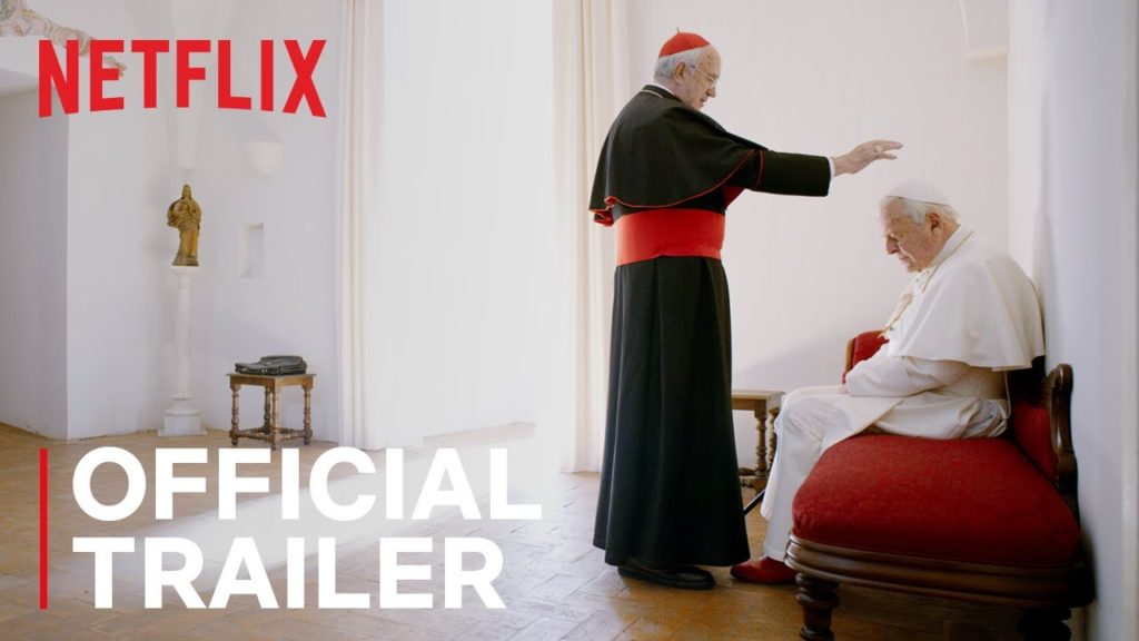 film netflix terbaru review The Two Popes 2019