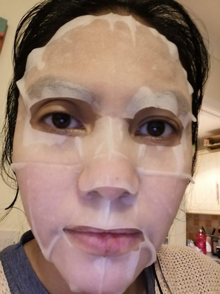 sheet mask yang bagus untuk mencerahkan wajah