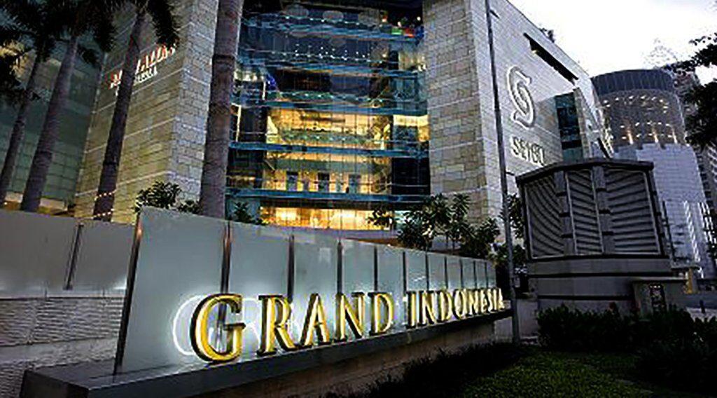 mall mewah di Jakarta